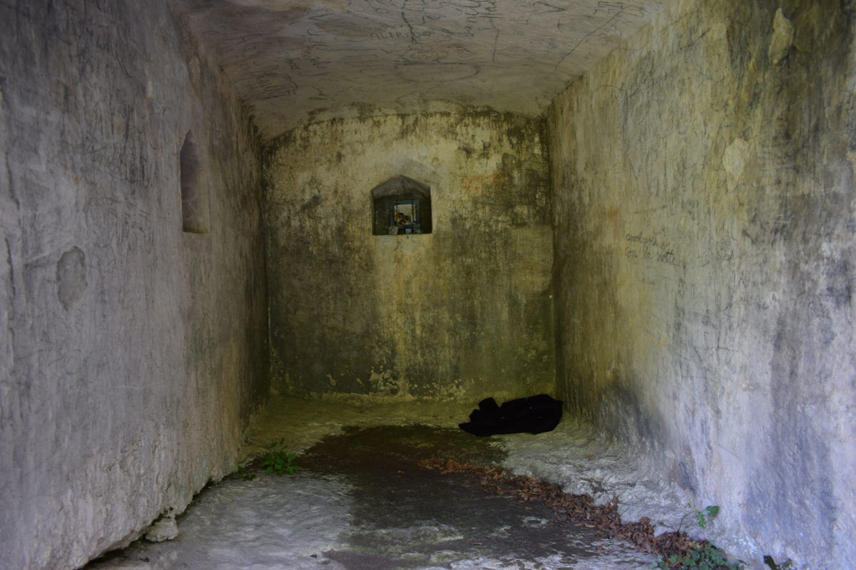 Gianni Caravaggio – SAN GIOVANNI ALL'ORFENTO (CARAMANICO TERME)