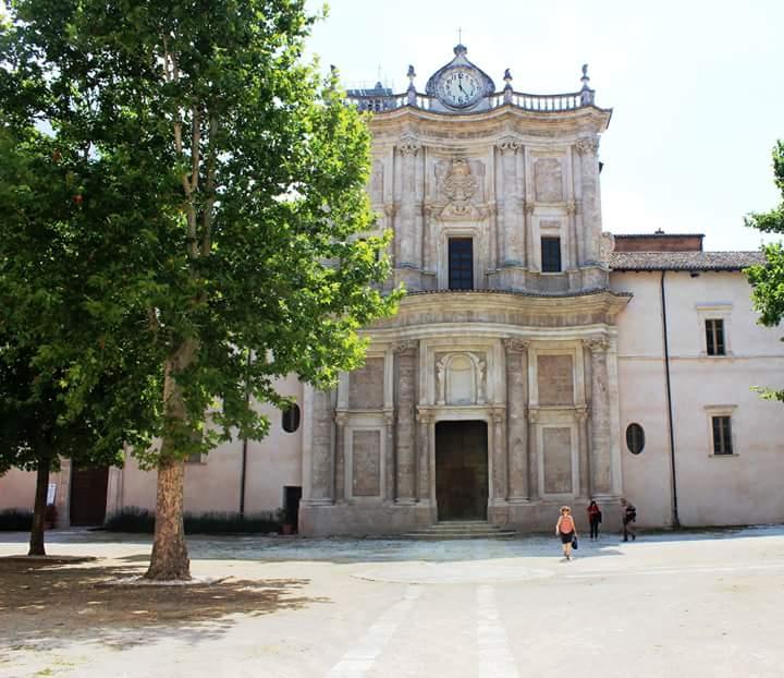 EremiArte 2017, inaugurazione Abbazia di Santo Spirito al Morrone – Sulmona